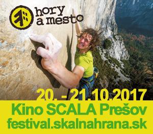 Hory a Mesto Prešov 2017