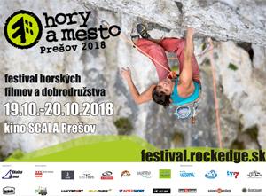 Hory a Mesto Prešov 2018